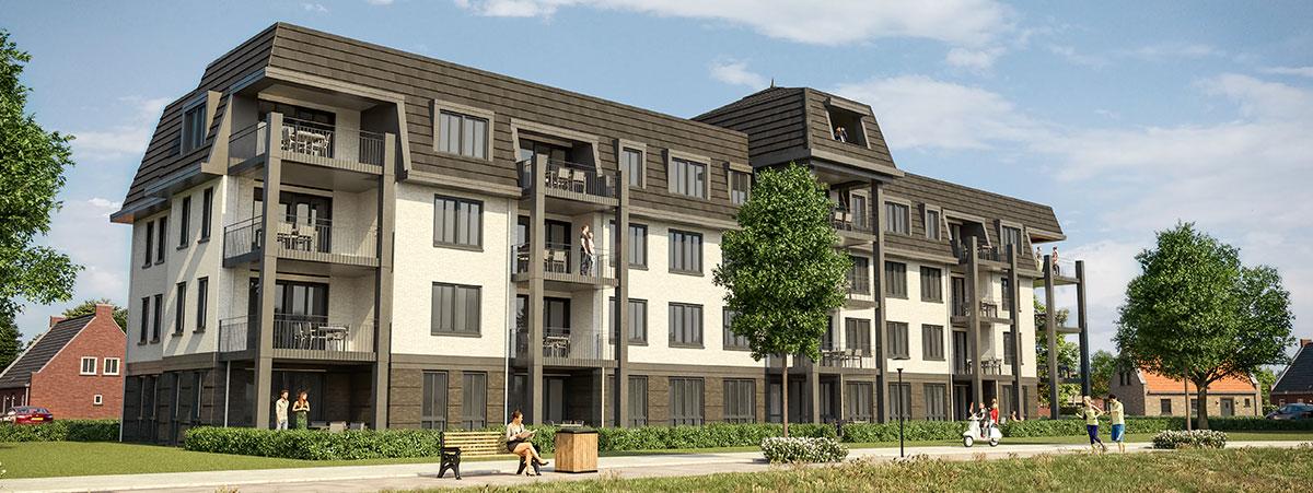 appartementen -