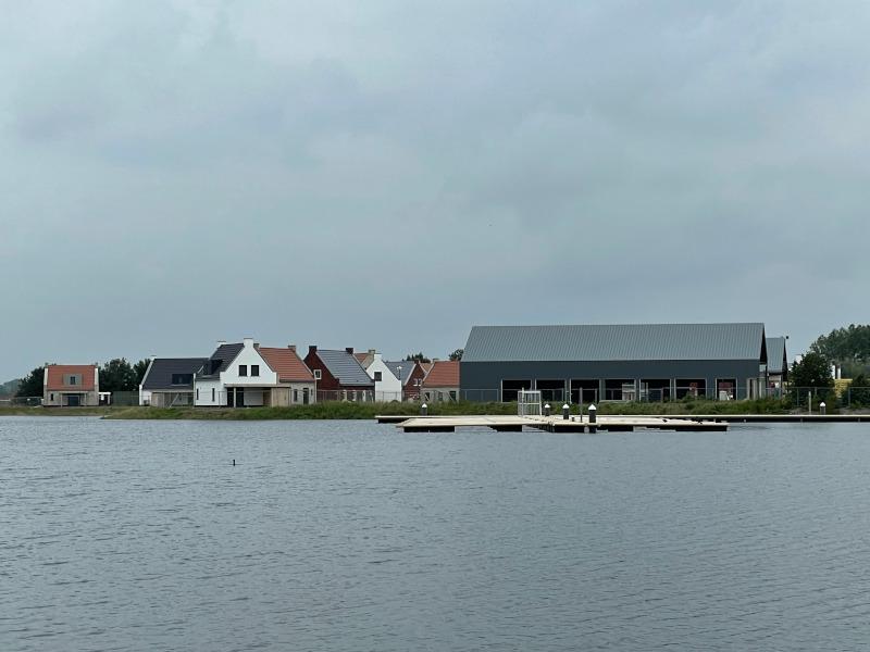 Hoogwater Maasresidence Thorn juli 2021