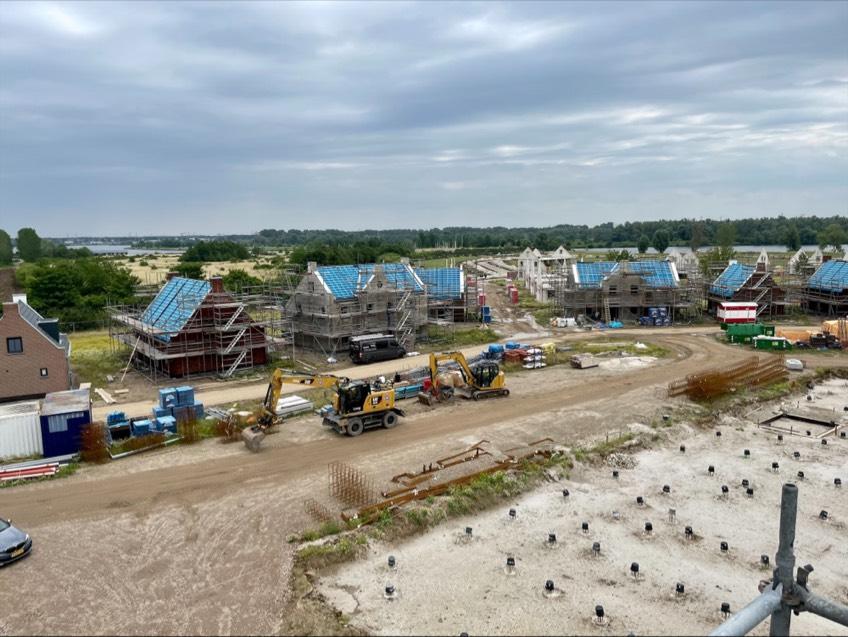 Voortgang bouw Maasresidence Thorn juli 2021 - 5