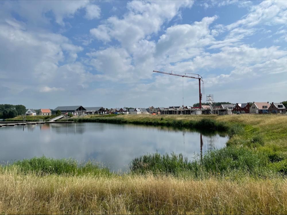 Voortgang bouw Maasresidence Thorn juli 2021 - 8