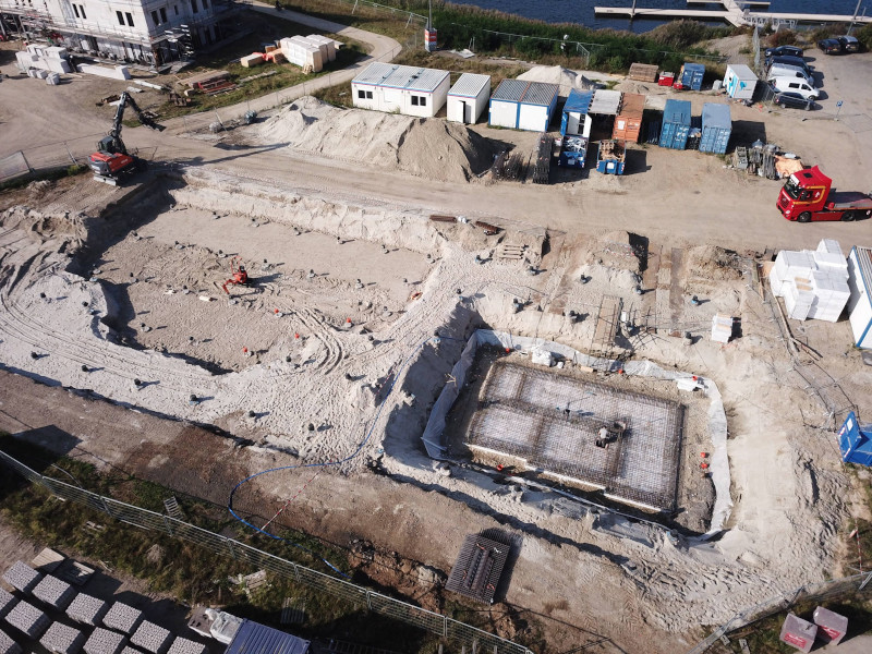 Voortgang bouw Maasresidence Thorn september 2021 - 3