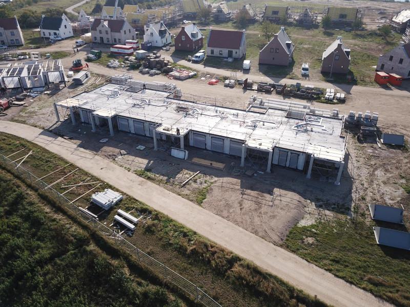 Voortgang bouw Maasresidence Thorn september 2021 - 4