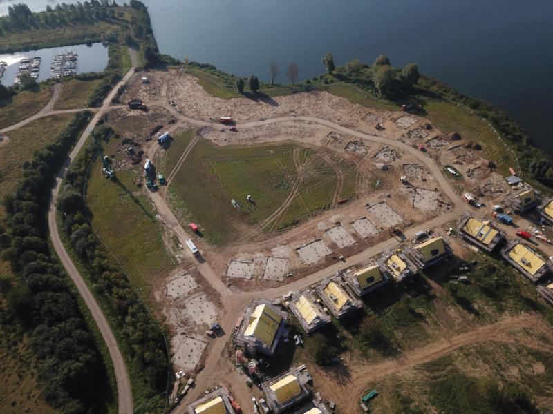 Voortgang bouw Maasresidence Thorn september 2021 - 5