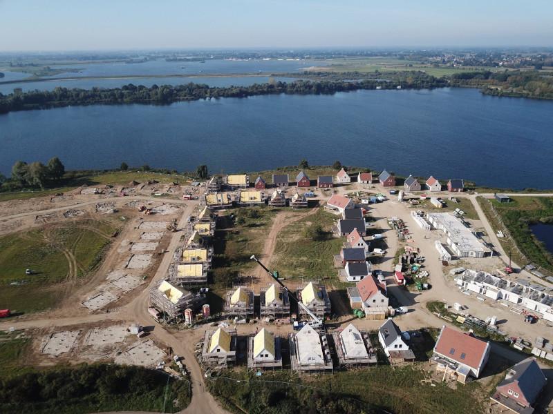 Voortgang bouw Maasresidence Thorn september 2021 - 6