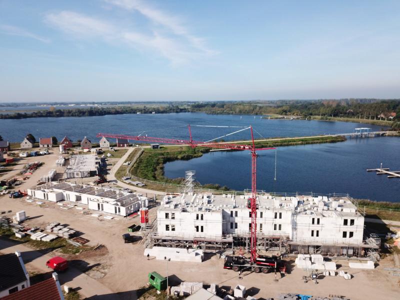 Voortgang bouw Maasresidence Thorn september 2021 - 7